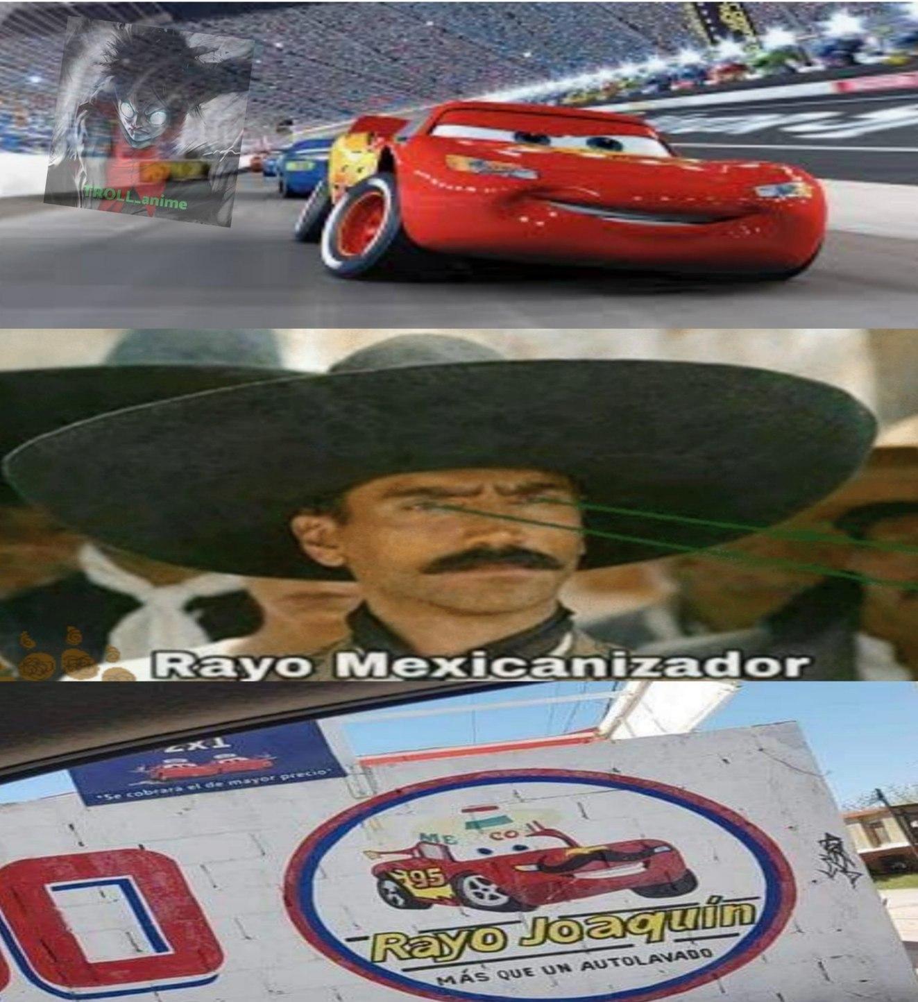 Meme original, perdon sibya hay un meme asi