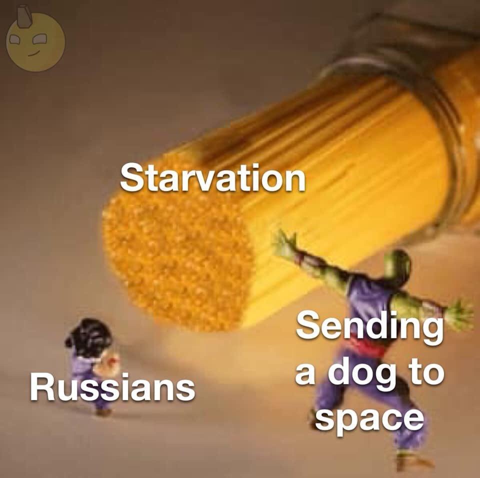 A Fome não existe, é algo da sua cabeça - meme
