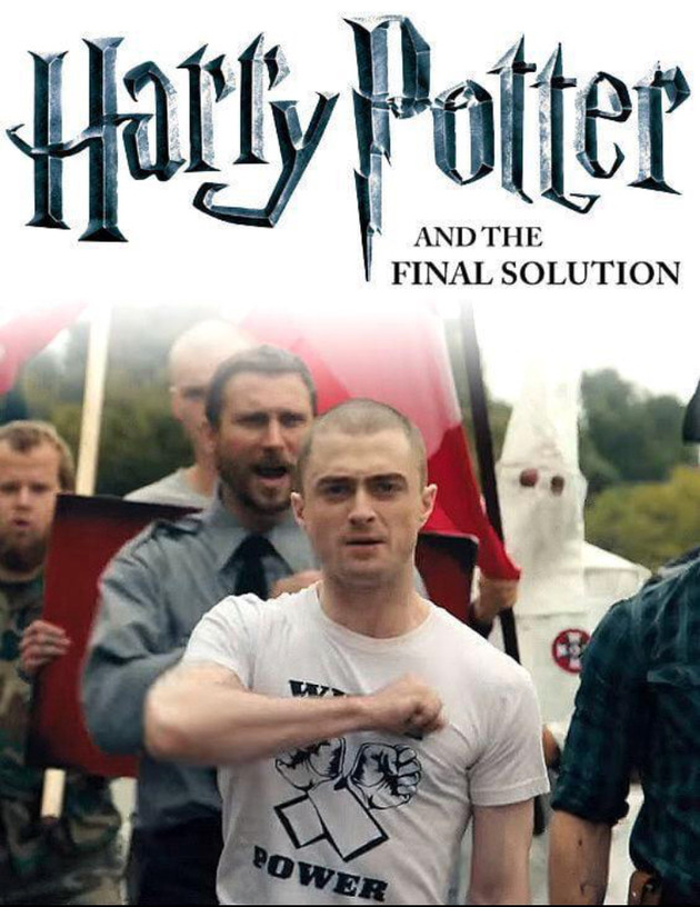 Harry potter et la solutions final - meme