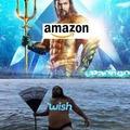 Amazon vs Wish
