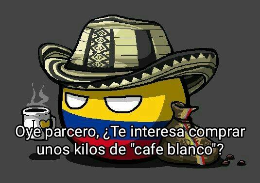 Colomcaína - meme