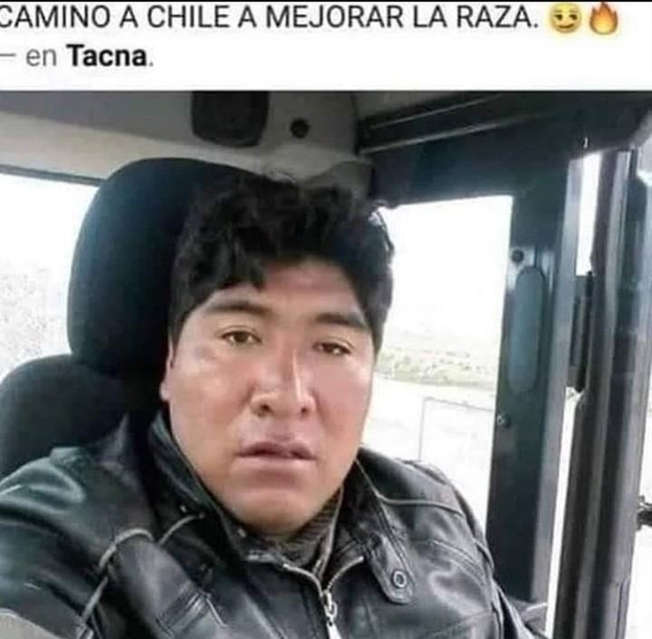 El Perú - meme