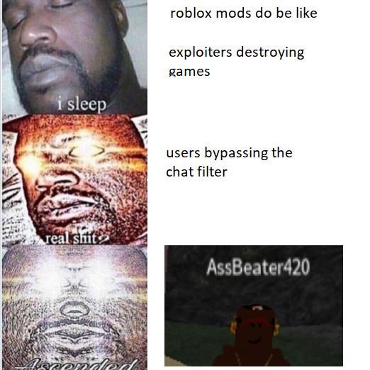 roblox mods - meme