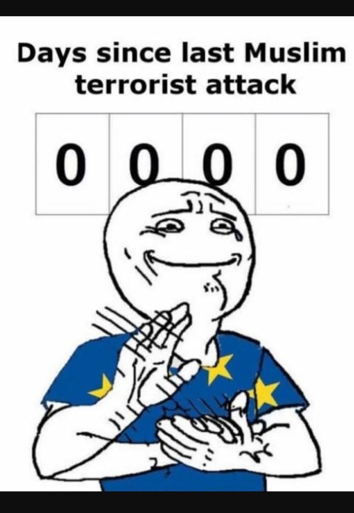 EU must be destroyed - meme