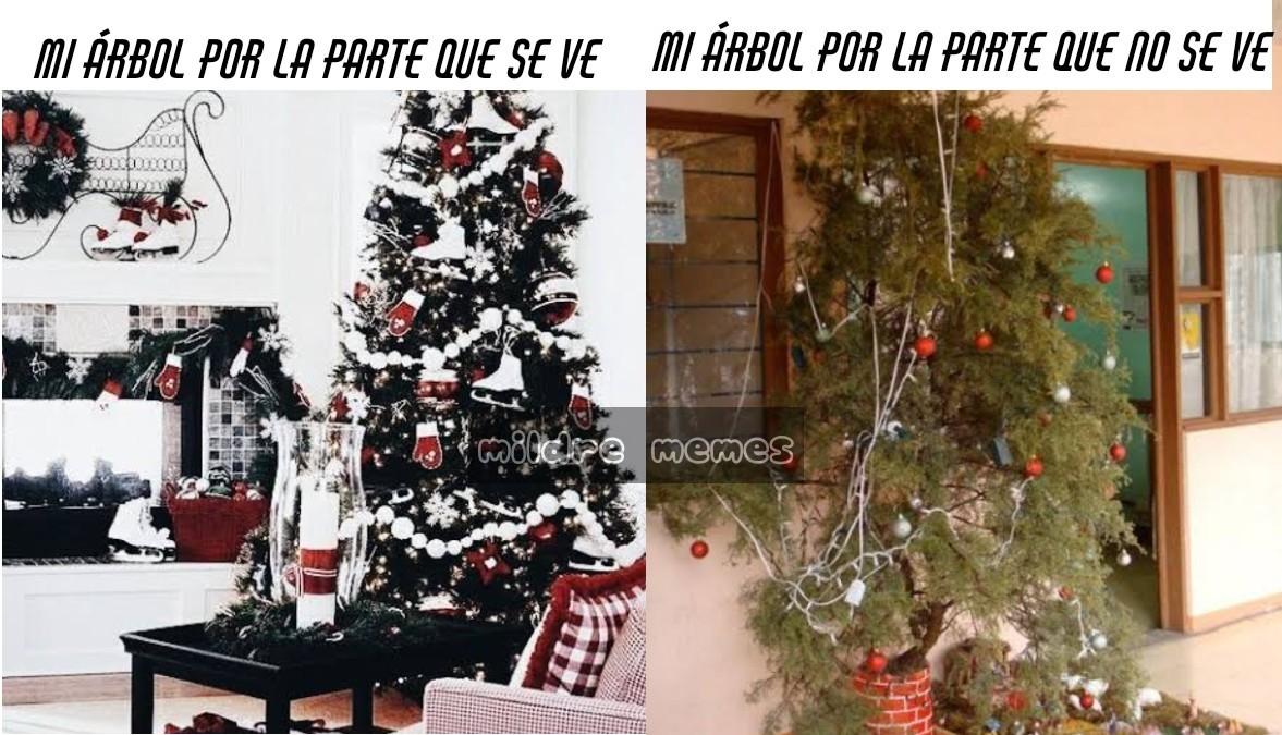 Navidad en Noviembre porque sí. - meme