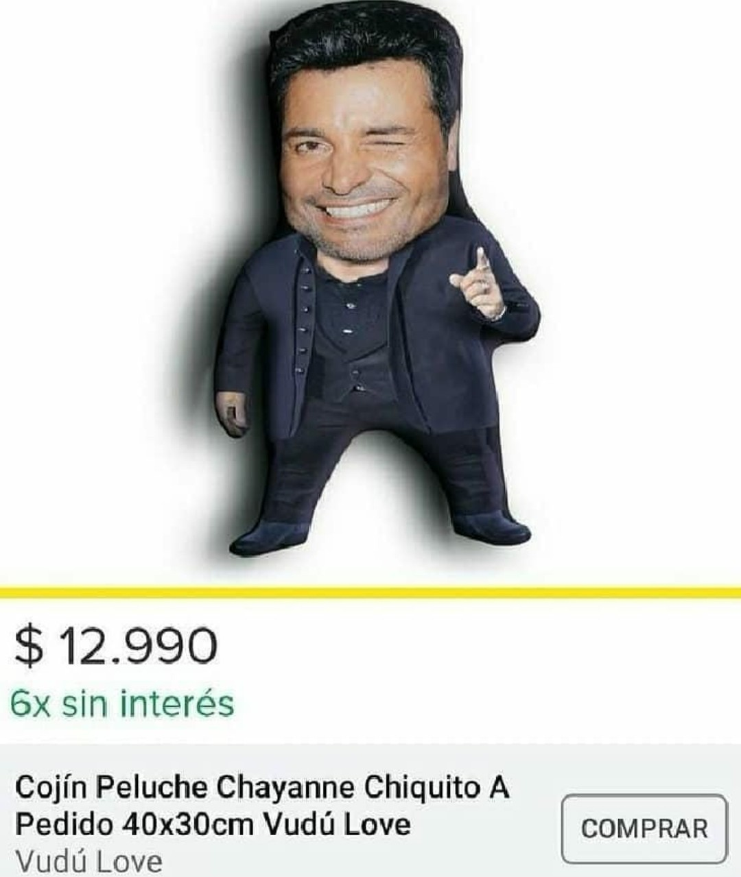 Chayanne chiquito - meme