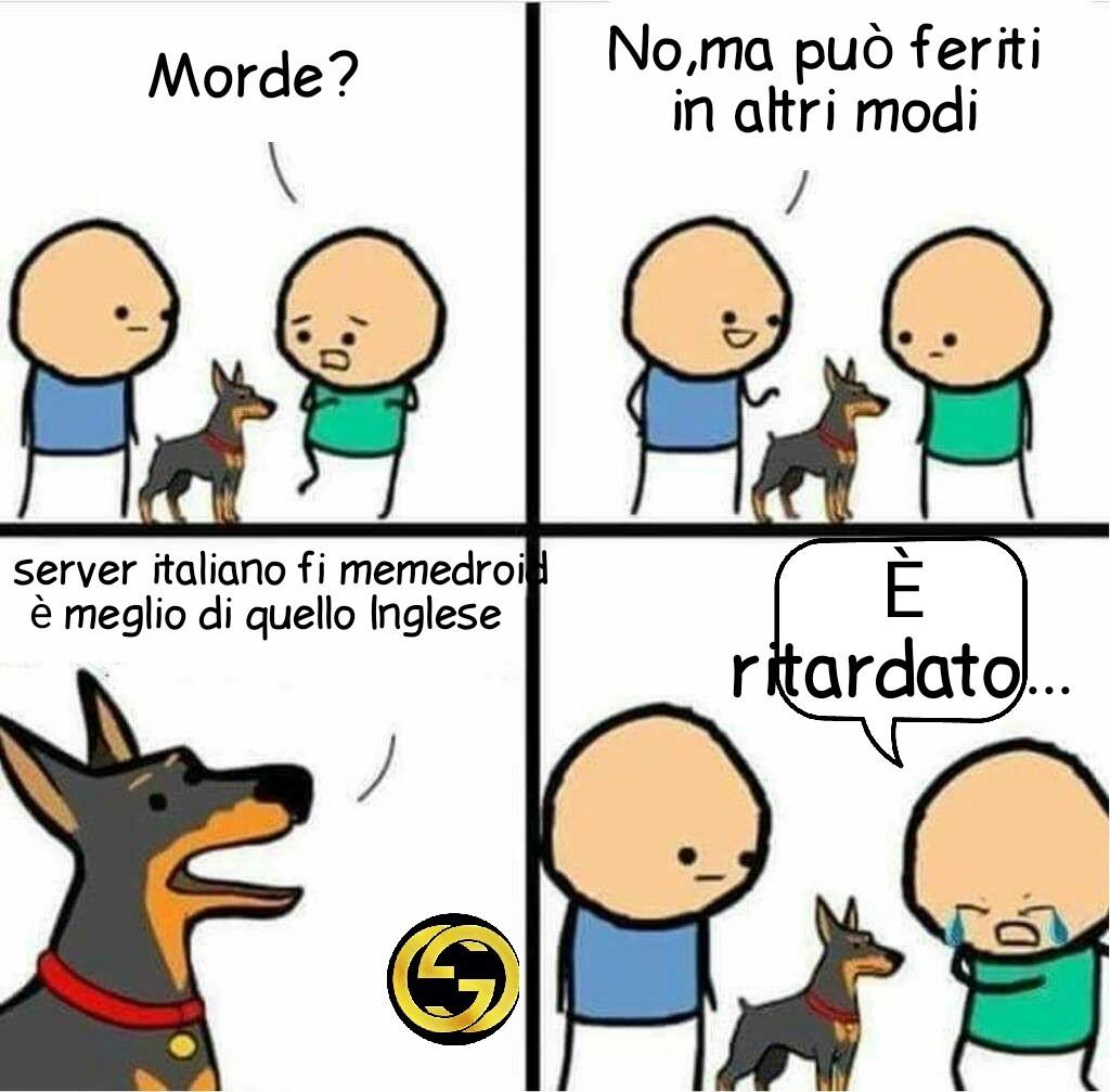 Morde - meme