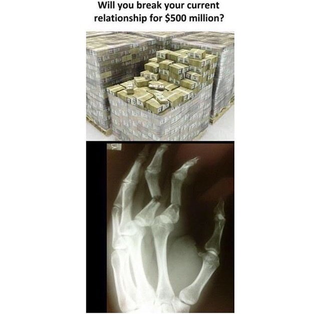 i would break it for three fiddy - meme