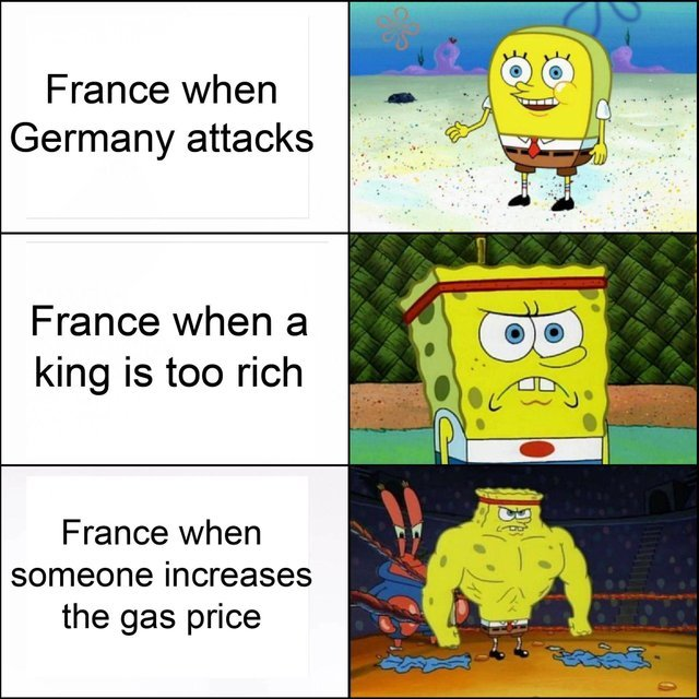Angry Baguettes - meme
