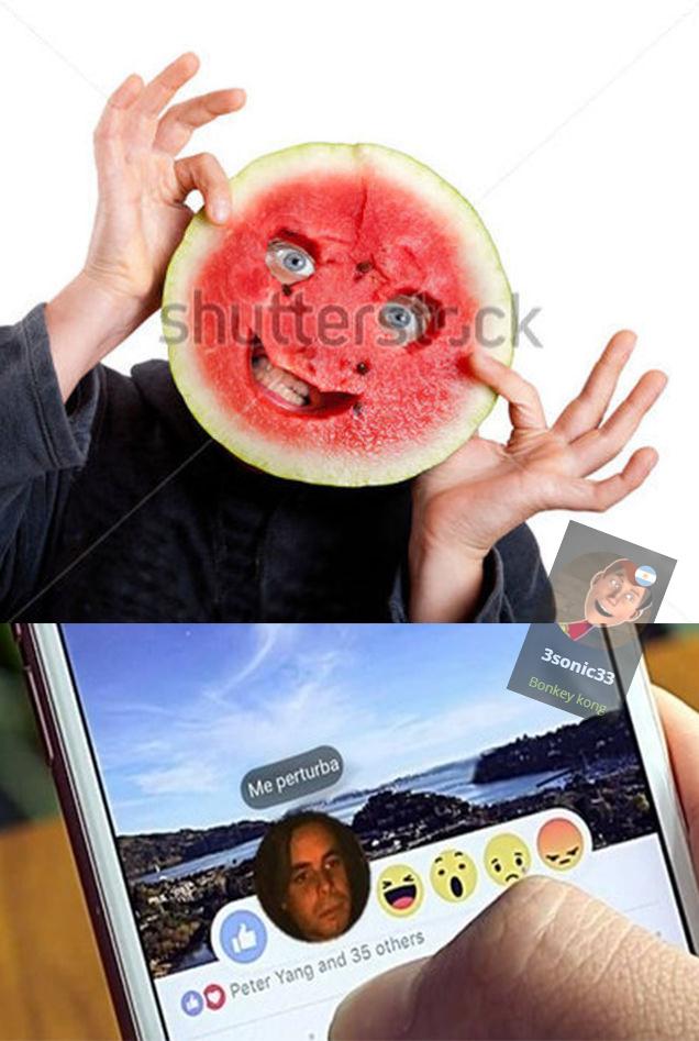 sandia - meme