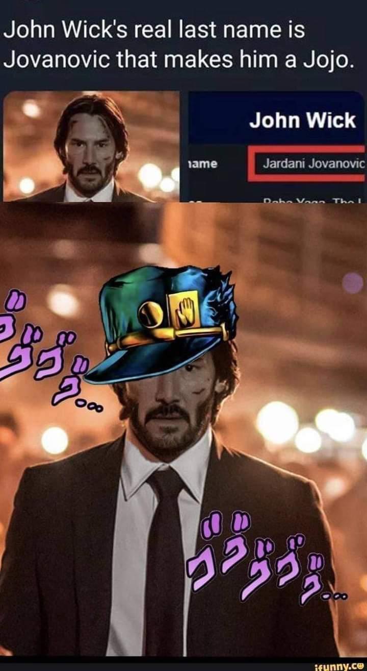 John Joestar - meme