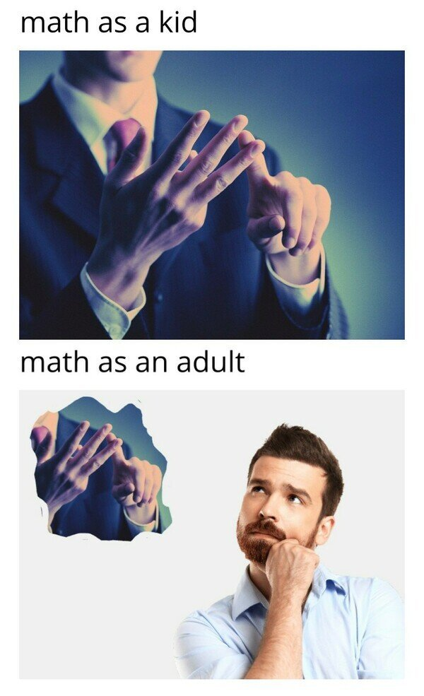 Maths - meme