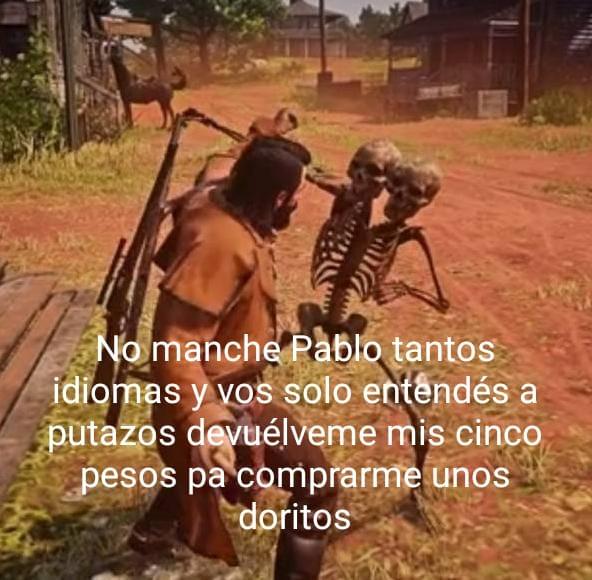 Pinshe pablo - meme