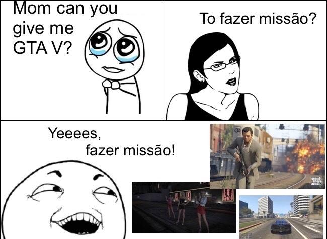 YEEEEES MISSÃÃÃO - meme