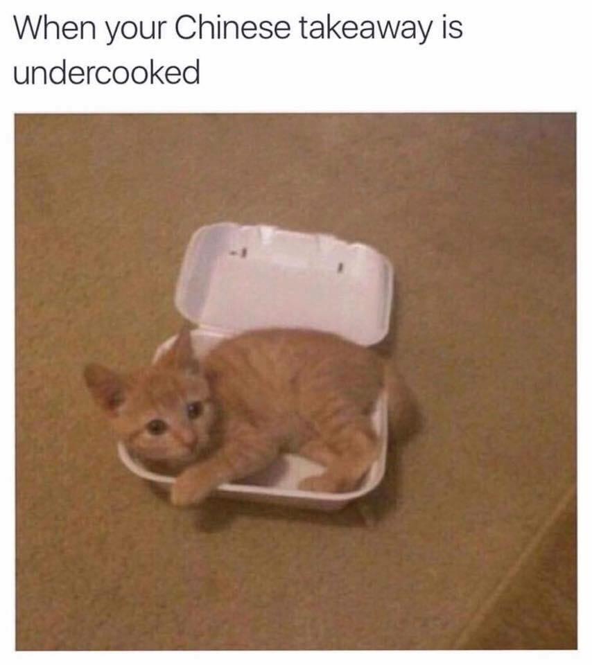 mmmmh it's perfected even undercook - meme