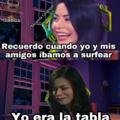 Miranda la tabla