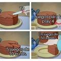 Los juegos de la Play
