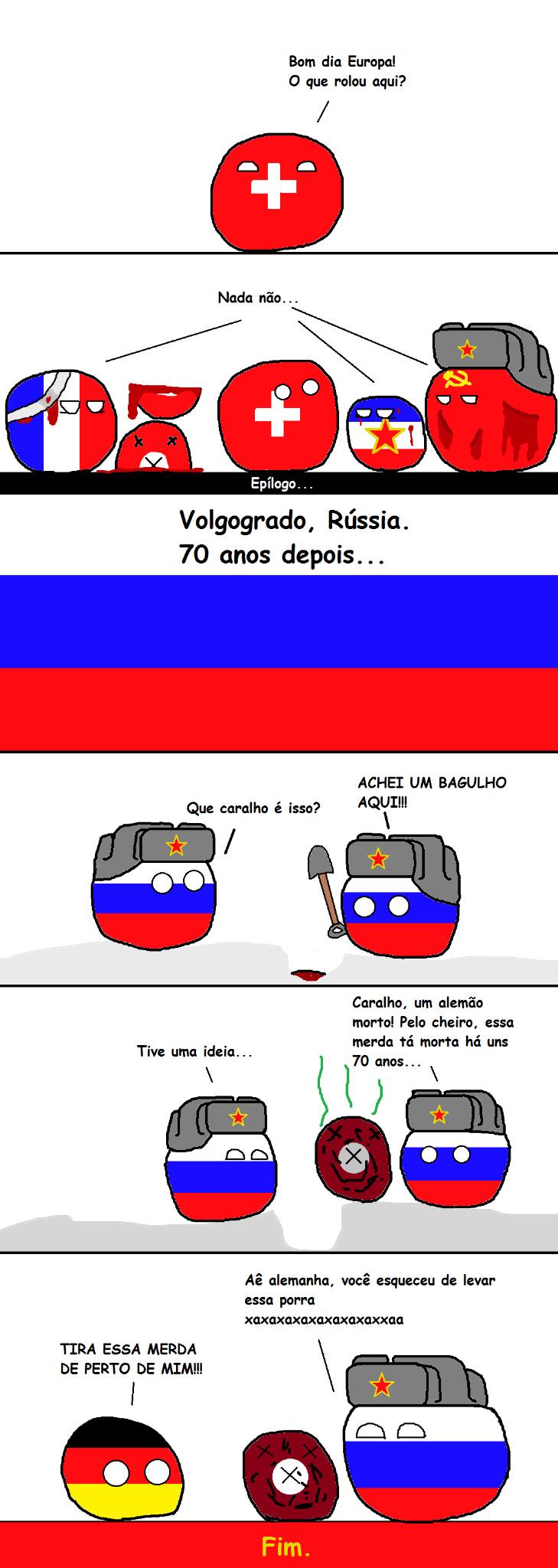 WW2 (Epílogo) - meme