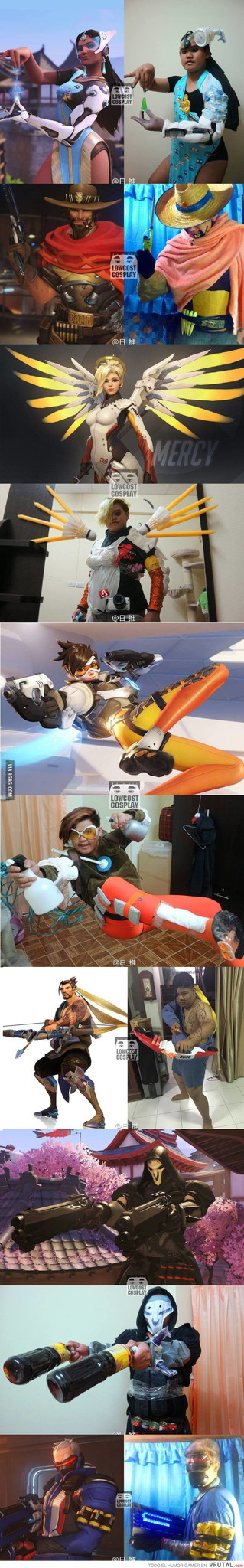 That is an Ugly cosplay, like you - meme