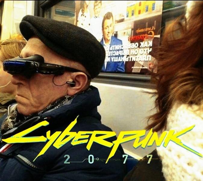 Cyberpunk 2077 - meme