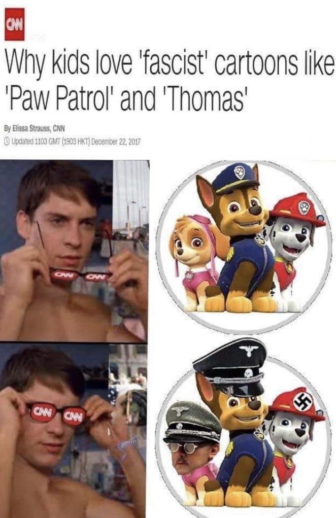 Fascist? - meme