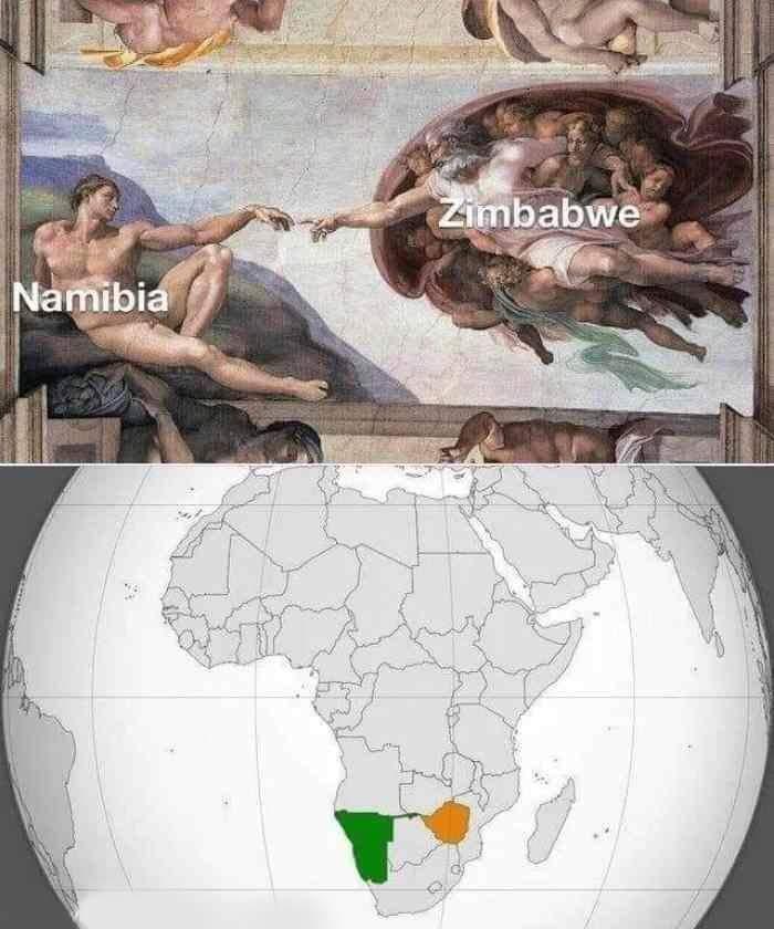 Africa - meme