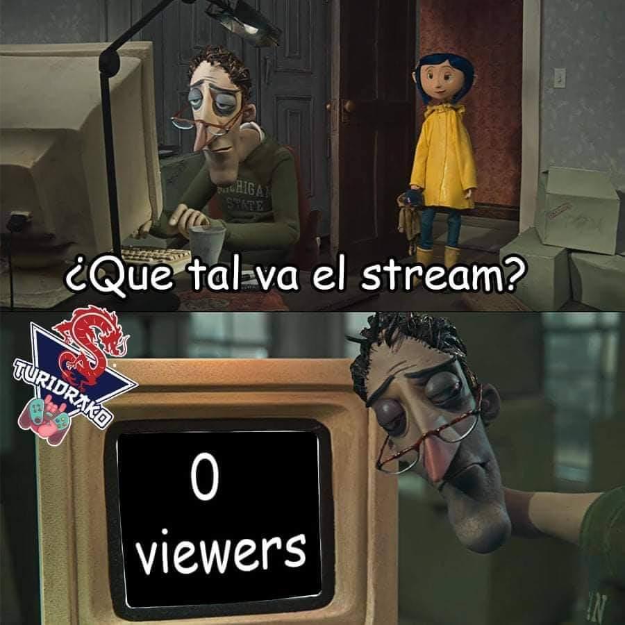streamer - meme