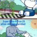 Super Mario 64 = :chad: Maicra = :soyjaka: :soyjakb: