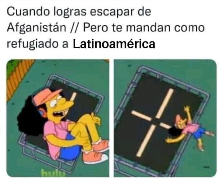 Peor en venezuela. - meme