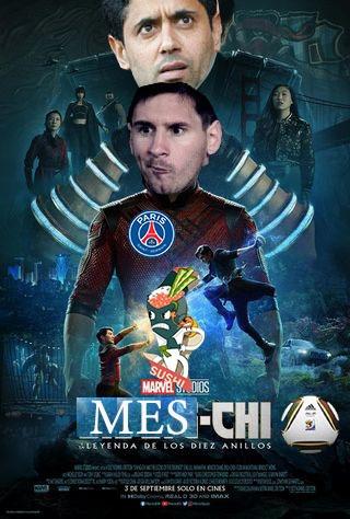MESSI ORIENTAL - meme