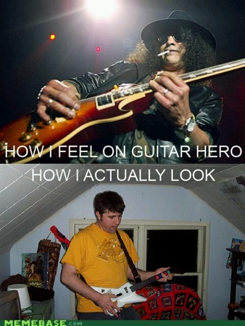Favorite Guitarist? - meme