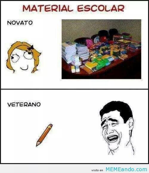 Veterano - meme