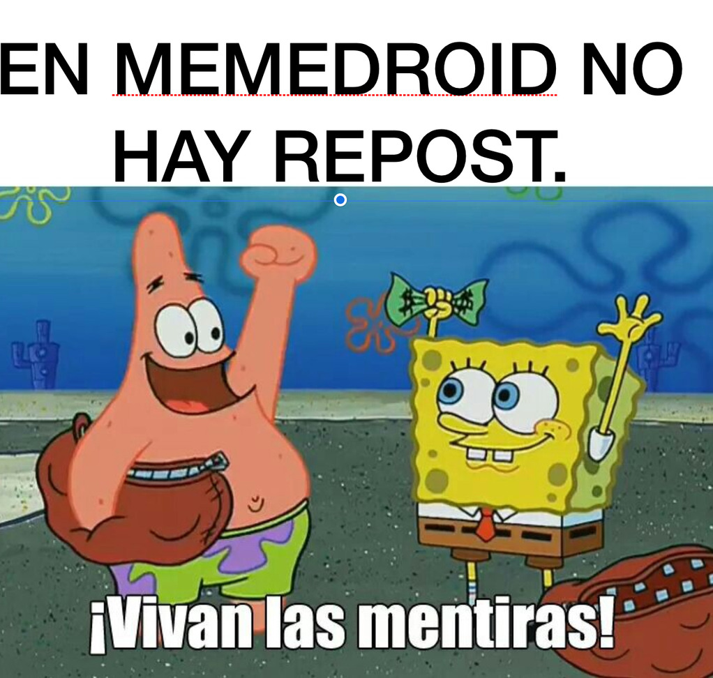 Memedroid siempre repostería