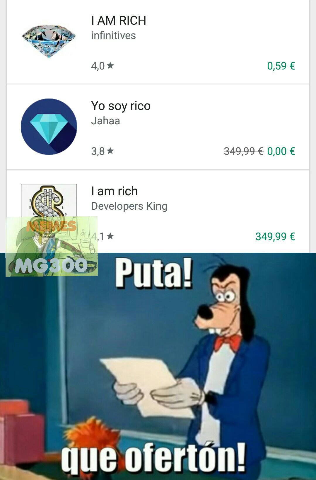 No se rich parece falso - meme