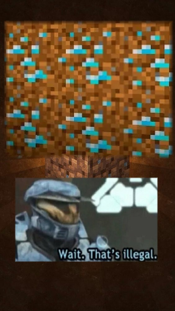 Diamondirt - meme