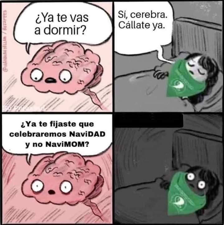 COSAS DE FEMINAZIS - meme