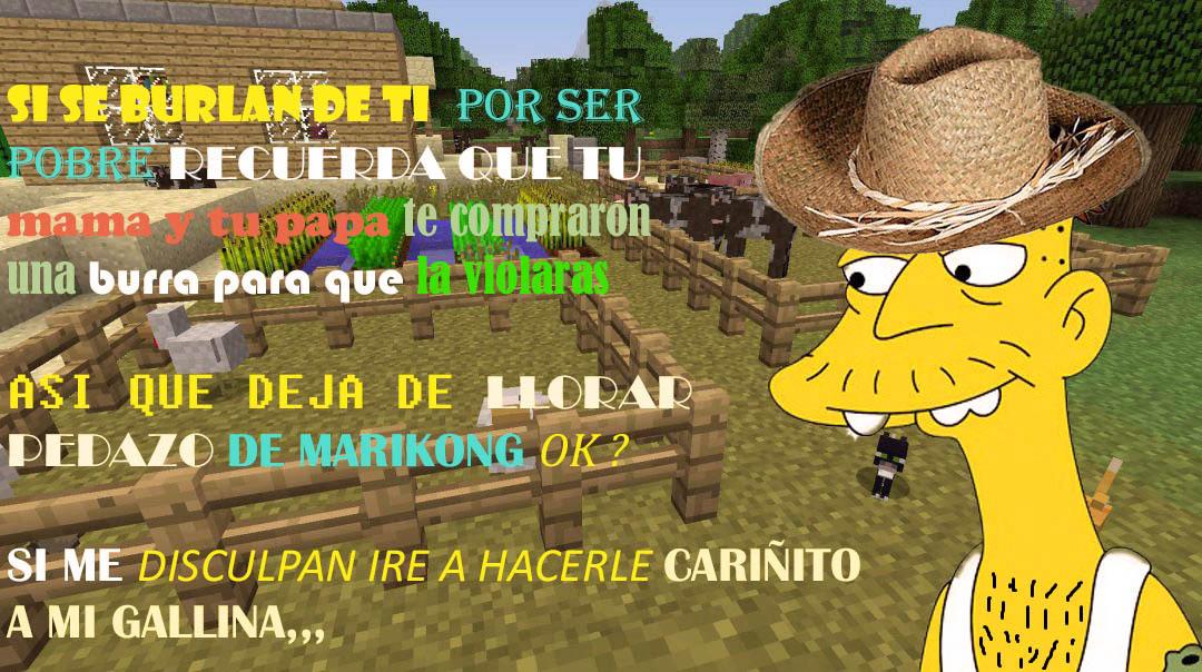 El tio del Campo llego - meme