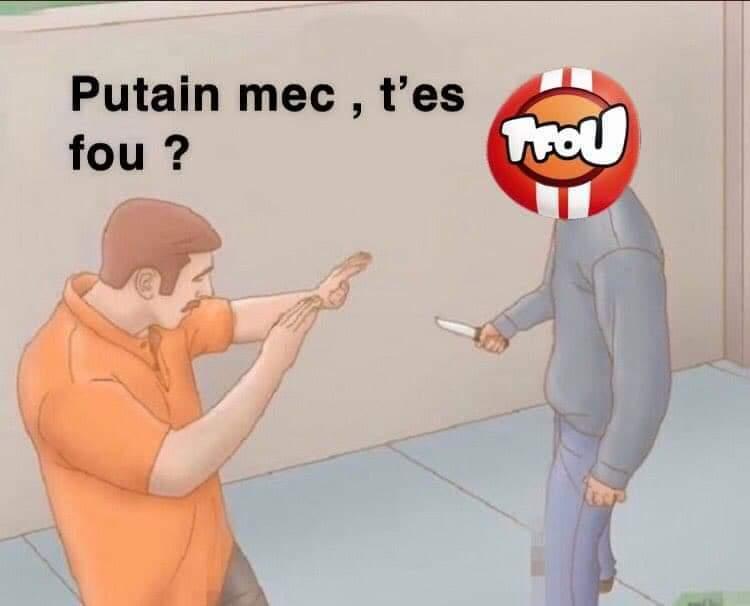 Self défense? - meme