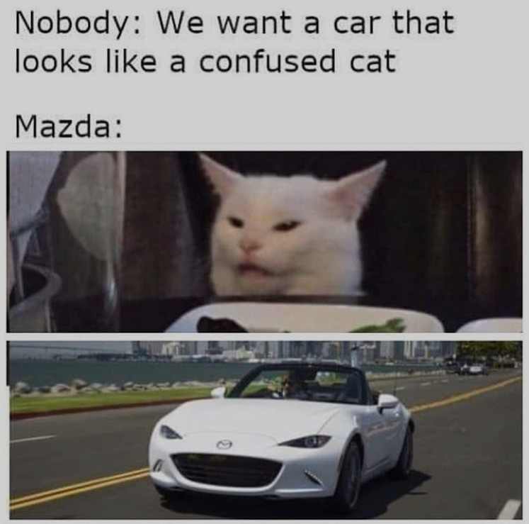mazda meme