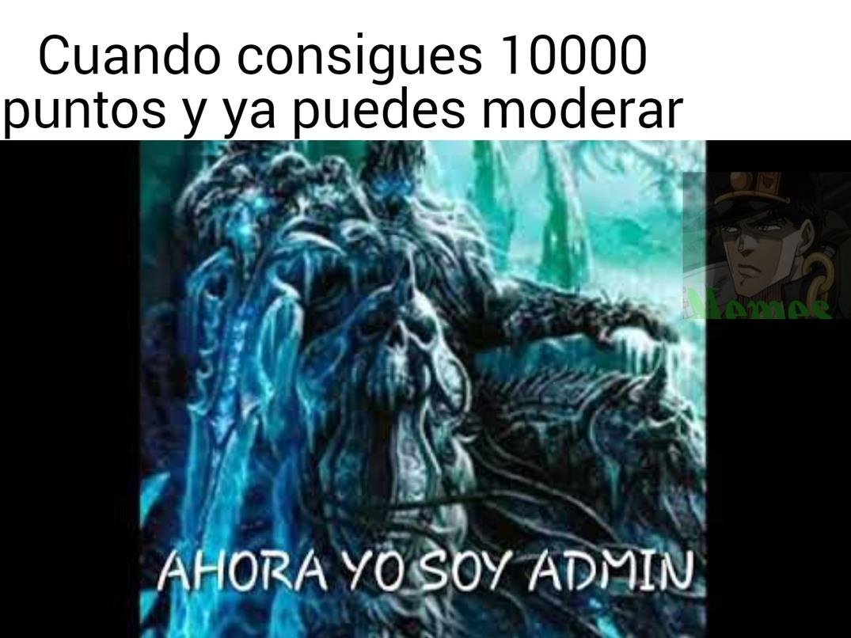 Soy AdMiN - meme