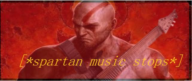 [*spartan music stops*] le se al verbo to be B) - meme