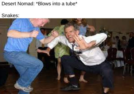They're groovin' - meme