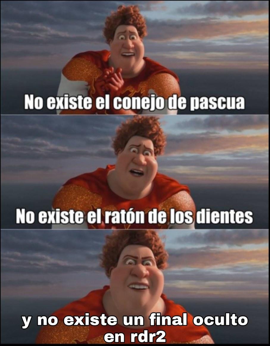 Pobre Arturo morgon - meme