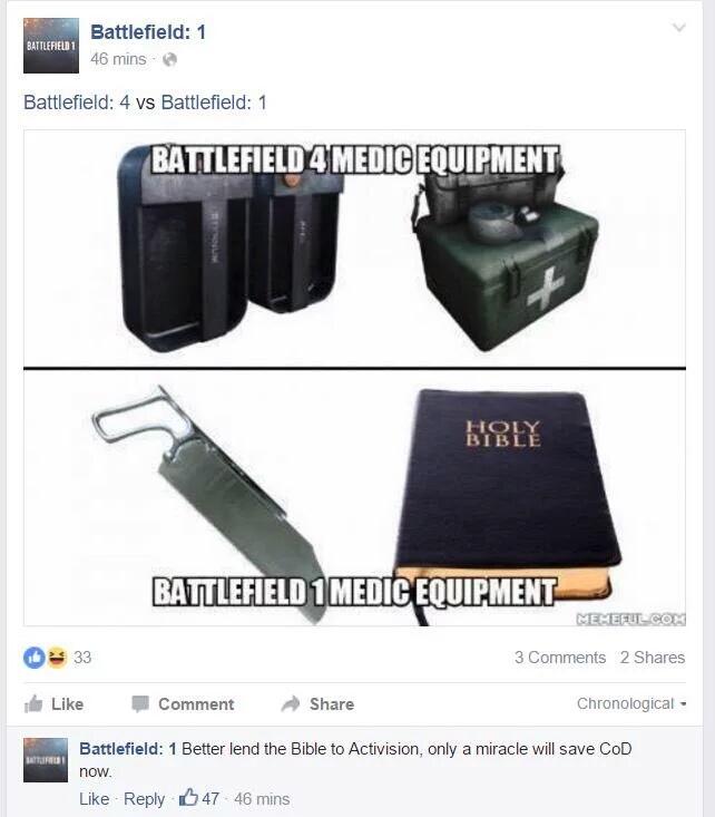 Bf or Cod? - meme