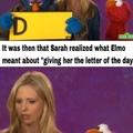 Buffy gets a D