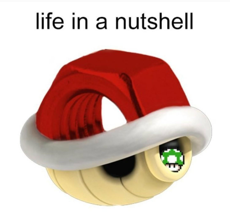 Nut - meme