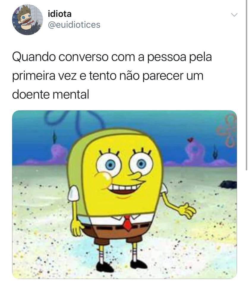 Eu ;-; - meme