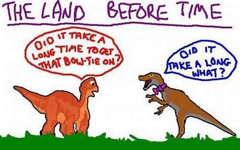 Land before time - meme
