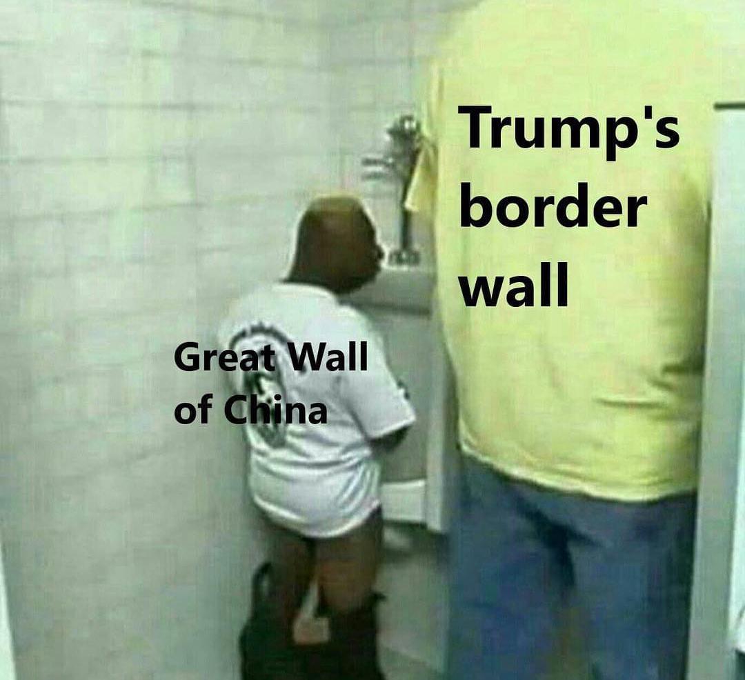 We need the wall - meme