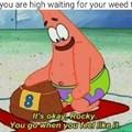 Its ok rocky